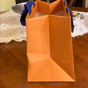 Louis Vuitton Accessories - Louis Vuitton orange empty paper bag